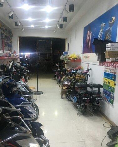 (转让)宝山共康路原电动车店转让可空转可做百货超市便利店A
