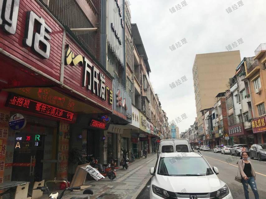 常平步行街(万氏发广告)旺铺转让,人流量巨大!经营无压力!
