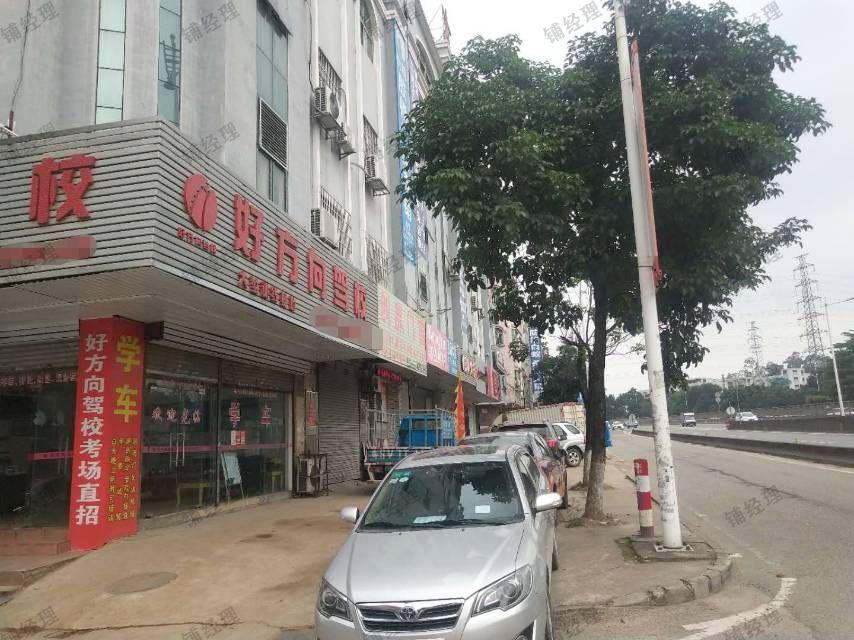 大朗水口综合市场(好方向驾校)主干道商铺,无行业限制!