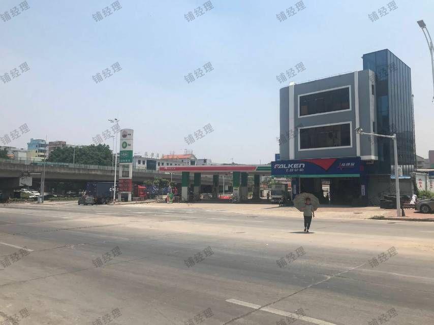 东城加油站旁(林记轮胎)整体转让,设备齐全!转角,双门面!