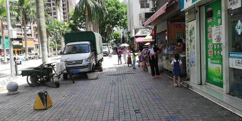 香洲区 商业街人流密集(浩旺盛超市)低价转让!!!