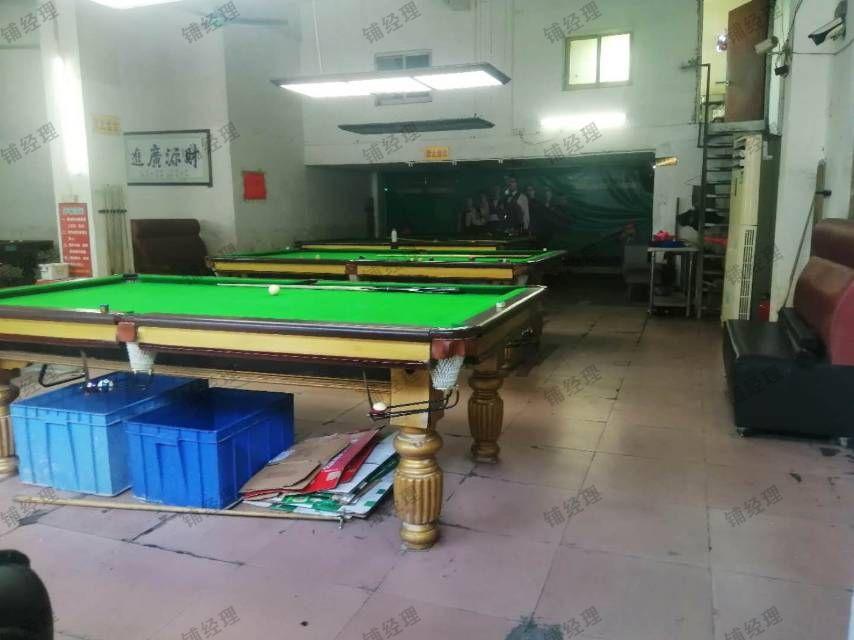 增城新塘夏埔市场盈利中桌球室低价急转